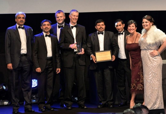 Maveric Systems wins 'Best Test Automation Project - Functional' at The European Software Testing Awards 2016