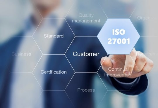 BlazeClan Receives ISO 27001 Certification for Cloud Services