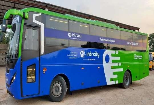 IntrCity announced the purchase of GoldSeat, an in-bus applications & telematics platform