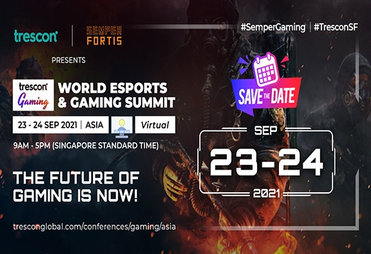 Nolan Bushnell Joins the Inaugural Edition of World Esports & Gaming Summit in Asia