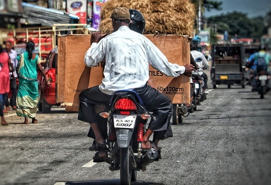 Technology Trends in Logistics and Courier Industry in India in 2020