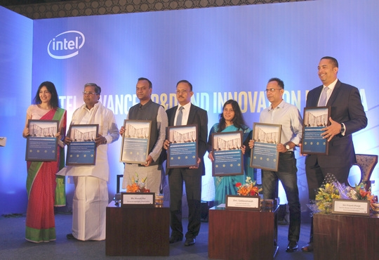 Intel announces INR 1100 crores investment to advance its R&D and innovation in Bengaluru