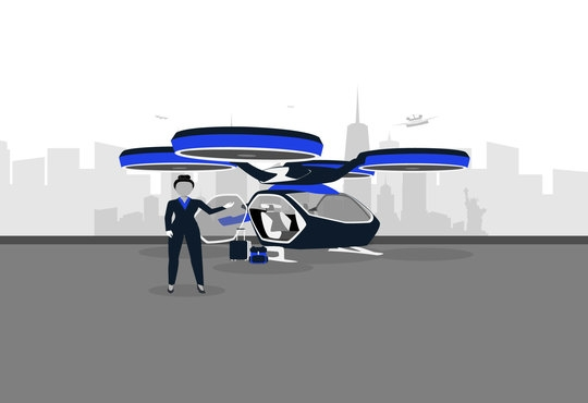 The ePlane Company, Flying taxis startup, raises $1 million