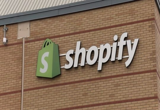 Shopify lists Oracle & Microsoft for Biz Tools on app