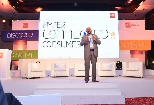 One in ten of India's internet population is a Hyperconnected Consumer: GfK