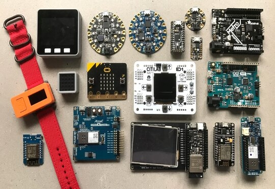 Our tiny future:  How Microcontrollers will transform our lives with IoT