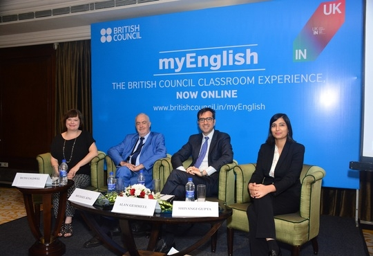 British Council launches myEnglish: An effective online English improvement course for India