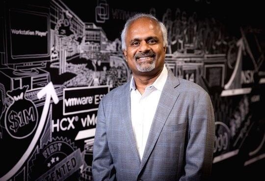 Guru Venkatachalam Appointed as APJ CTO of VMware