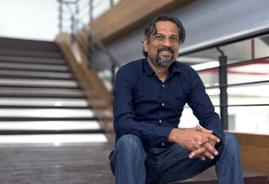 Sridhar Vembu CEO of Zoho Corp launched Qntrl, a new business division