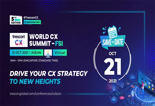 Virtual Gathering of Global CX visionaries to Explore ASEAN's Untapped Opportunities in FSI.