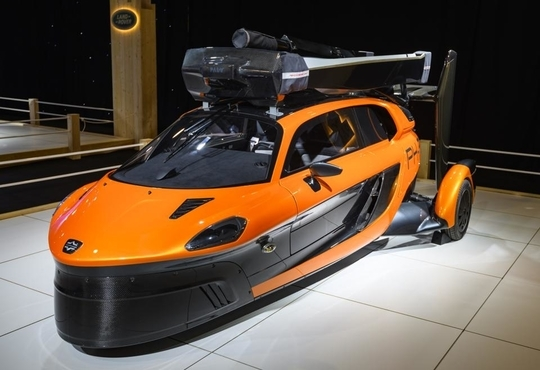 Flying Car on Ultium Electric Battery Market Exploration of GM Motors