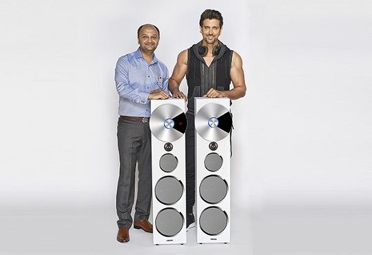 Zebronics ropes in Hrithik Roshan as a brand ambassador for its IT peripheral segment