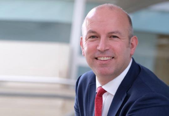 Kevin Brown, Managing director, BT Security