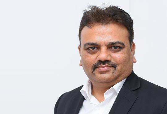 Vipin Pungalia, Director - Professional Segment, Sennheiser India