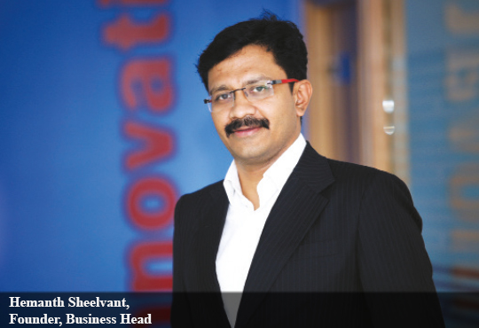 Hemanth Sheelvant, Founder, Business Head, iero, Bosch Engineering and Business Solutions Software