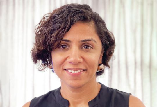 Kavita Viswanath, General Manager – India, JFrog