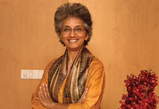 Accenture's Rekha Menon has been appointed as first woman chairperson of Nasscom