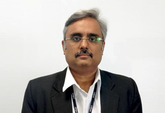 Sumed Marwaha, Regional Services VP & MD