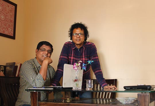 Ashith Kunder and Ashwin Kunder, Co-Founders