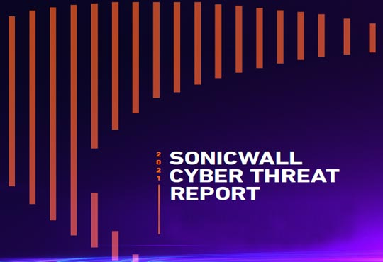 New Sonicwall 2020 Research Shows Cyber Arms Race At Tipping Point