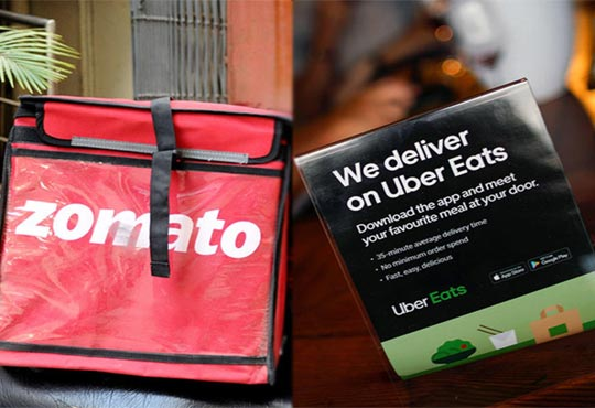 Uber Eats, Food Delivery Business To Be Acquired By Zomato