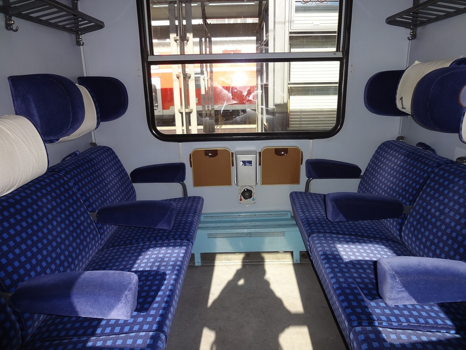 Most luxurious train journey in the world