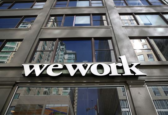 WeWork start-up, to start accepting payments in cryptocurrencies