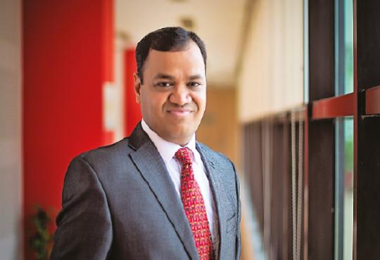 Sanjay Gupta, VP & India Country Manager, NXP Semiconductors