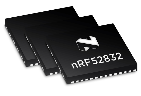 Nordic nRF52832, the most advanced Bluetooth Smart single