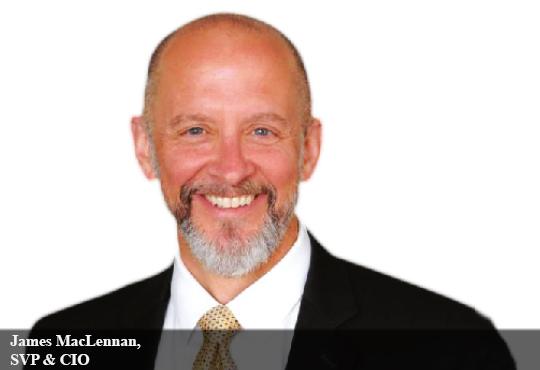 James MacLennan, SVP & CIO, IDEX Corporation