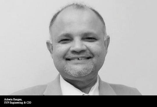 Ashwin Rangan, SVP Engineering & CIO, ICANN