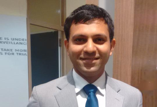 Puneet Goyal, Director and Tech Lead at iDream Education