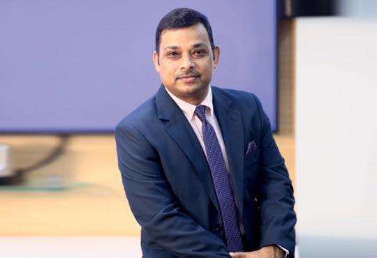 Umar Shaikh, CEO, Atos in India