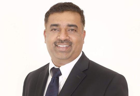 Girish Kannalli, Vice President & General Manager, Insurance & Healthcare BU, Infogain