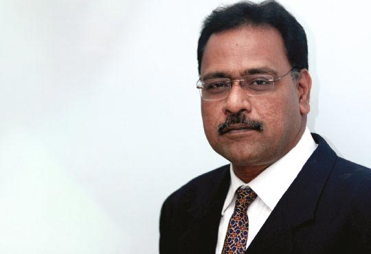 Krishnakumar Madhavan, Head IT & Innovations, KLA India