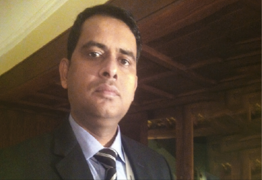 Chander Sharma, Head IT, Accutest Research Laboratories Pvt. Ltd.