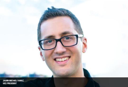 Jason Michael Fawaz, Vice President of Revenue at Hawkeye Hotels