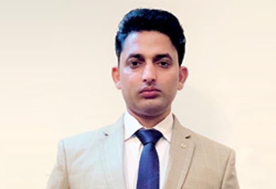 Yogendra Singh, Head-IT, Barista