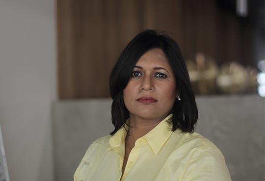 Kavita Mehta, Founder & CEO, Caymus Technology Ventures