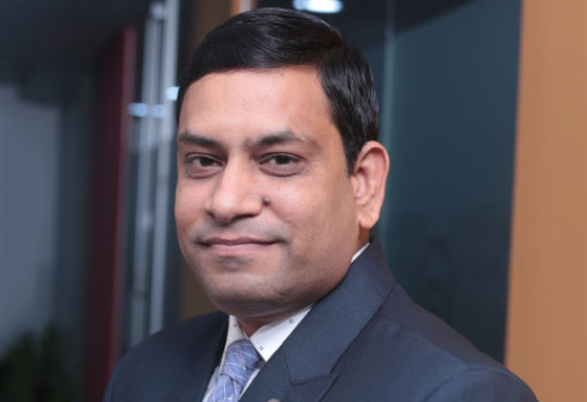 Sanjeev Jain, CIO at Integreon