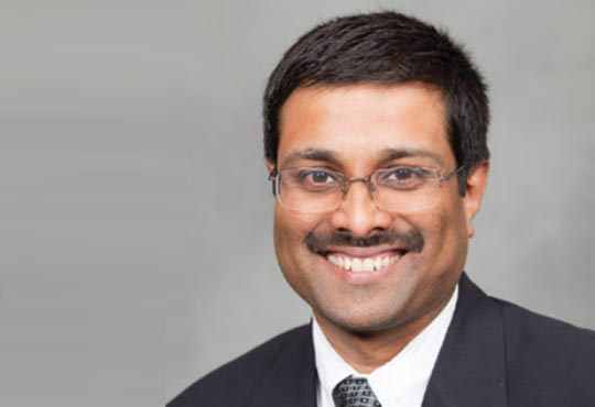 Anil Nileshwar, Director IT Infrastructure services, Cisco