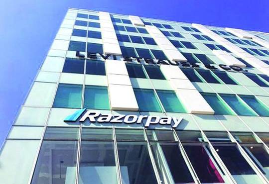 Razorpay, an Indian startup Triples Valuation to $3 Billion with Funding