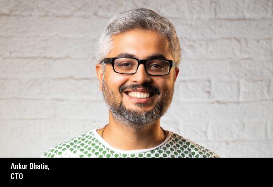 Ankur Bhatia, Cto At Hostmaker