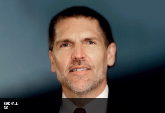Kirk Hale, CIO, Borland Groover