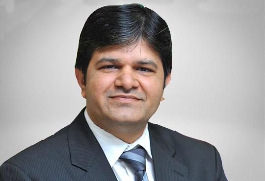 Vineet Bhardwaj, Head IT, Godrej Properties Limited