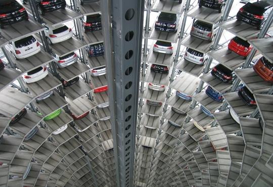 car parking management