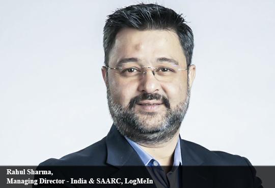 Rahul Sharma, Managing Director - India & SAARC, LogMeIn