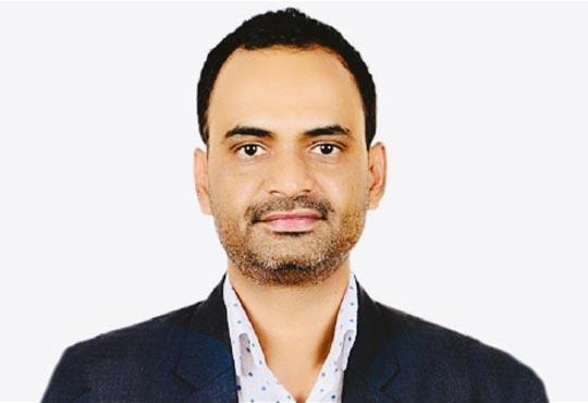 Bipin Kumar, Head - IT & Projection at Cinèpolis India