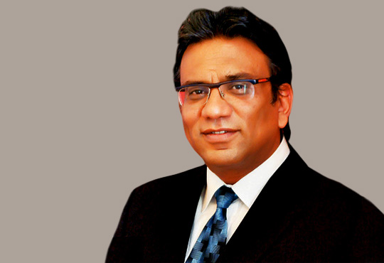 Sanjay Motwani, Vice President- Asia Pacific, Raritan - A Brand of Legrand