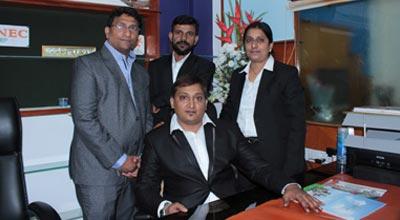 Swapniel Ramesh Chavhan, Founder,Prashant Pandurnag Gawade, Partner